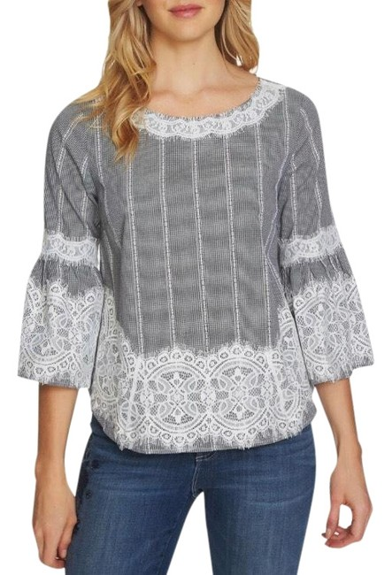 Preload https://img-static.tradesy.com/item/25950580/cece-by-cynthia-steffe-bell-sleeve-lace-trimmed-blouse-size-12-l-0-1-650-650.jpg