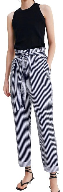 Zara Trouser Pants blue Image 0