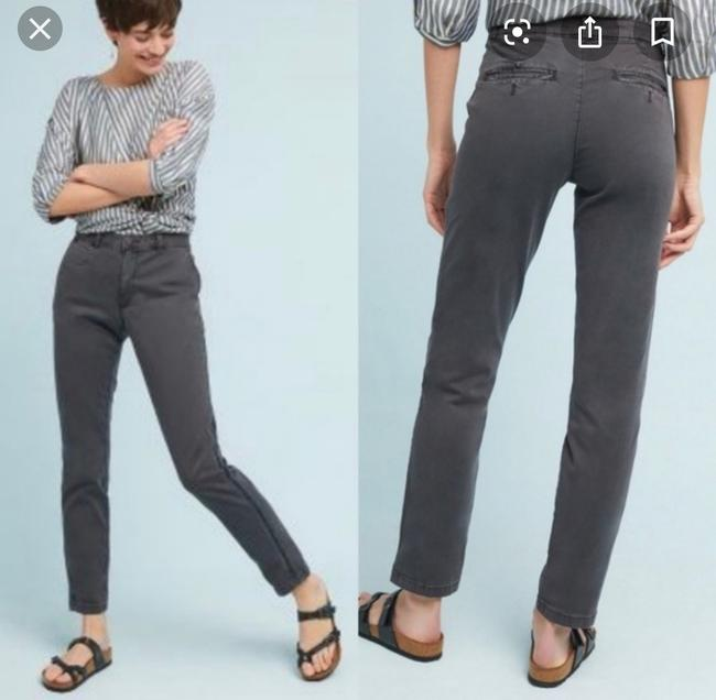 Anthropologie Relaxed Pants Gray Image 1