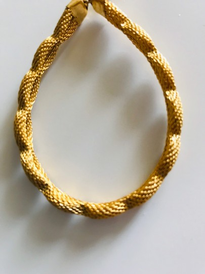 Other Large gold tone hoops Image 2