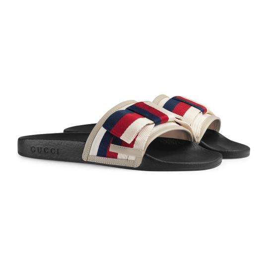 Gucci Ivory Sandals Image 4