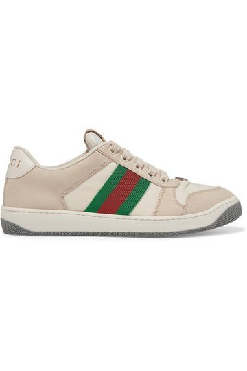 Preload https://img-static.tradesy.com/item/25950734/gucci-screener-canvas-trimmed-leather-sneakers-size-eu-37-approx-us-7-regular-m-b-0-0-540-540.jpg
