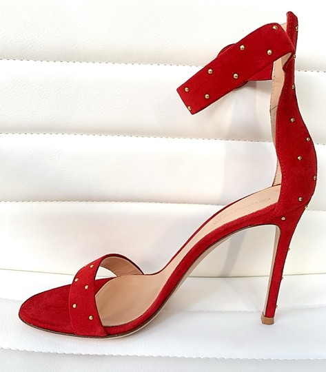 Gianvito Rossi red Sandals Image 5