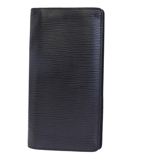 Preload https://img-static.tradesy.com/item/25950862/louis-vuitton-black-brazza-long-bifold-purse-epi-leather-wallet-0-0-540-540.jpg