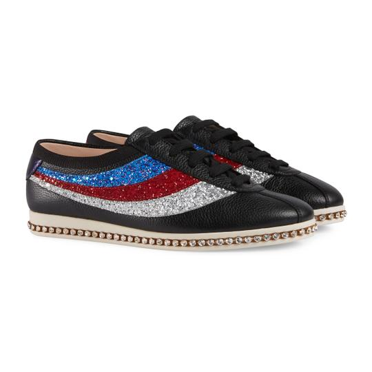 Preload https://img-static.tradesy.com/item/25950886/gucci-black-women-s-falacer-leather-crystals-sneakers-size-us-6-regular-m-b-0-0-540-540.jpg