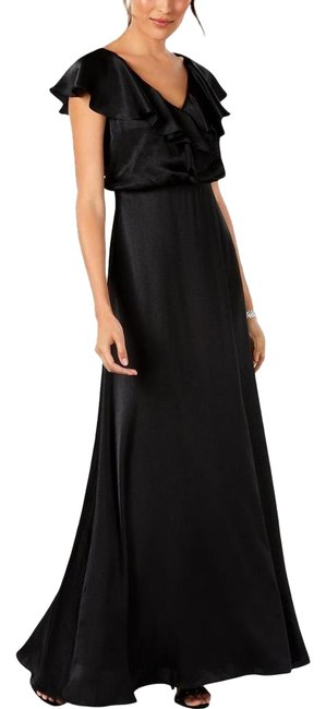 Preload https://img-static.tradesy.com/item/25950911/adrianna-papell-black-women-s-satin-evening-gown-chron-long-formal-dress-size-10-m-0-1-650-650.jpg