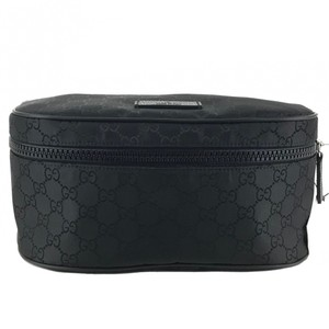 Gucci Fanny Pack Waist Black Travel Bag