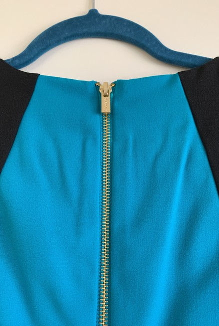 Calvin Klein short dress Black and teal( color darker than photos show) on Tradesy Image 2
