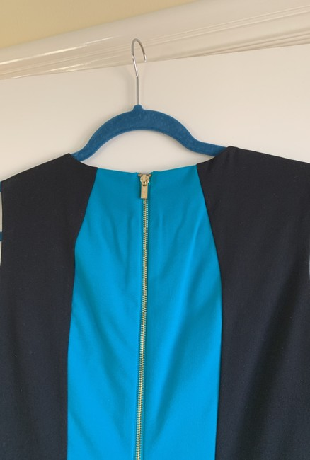 Calvin Klein short dress Black and teal( color darker than photos show) on Tradesy Image 6