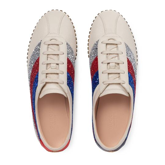 Gucci White Athletic Image 3