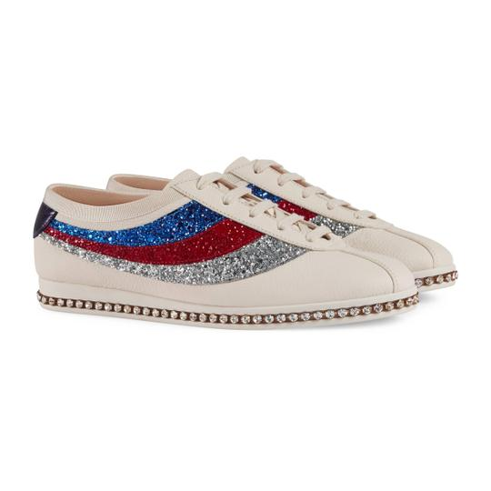 Preload https://img-static.tradesy.com/item/25950963/gucci-white-women-s-falacer-leather-crystals-sneakers-size-us-95-regular-m-b-0-0-540-540.jpg