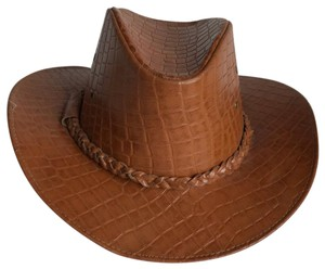 Chapeu Francimar Cowgirl leather hat
