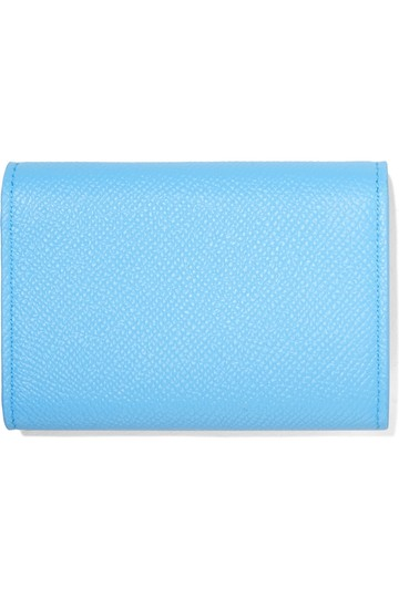 Balenciaga Ville printed textured-leather cardholder Image 3