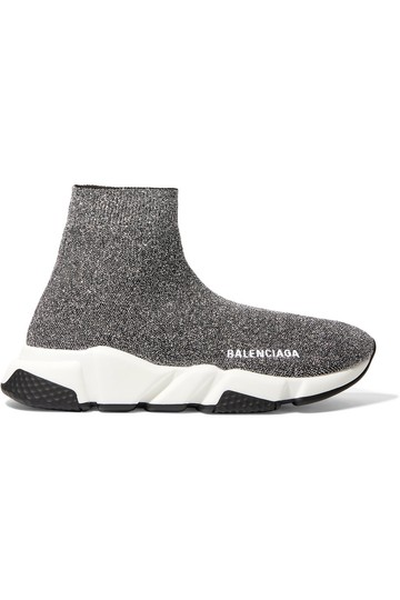 Preload https://img-static.tradesy.com/item/25951001/balenciaga-speed-trainer-metallic-stretch-knit-sock-sneakers-size-eu-38-approx-us-8-regular-m-b-0-0-540-540.jpg
