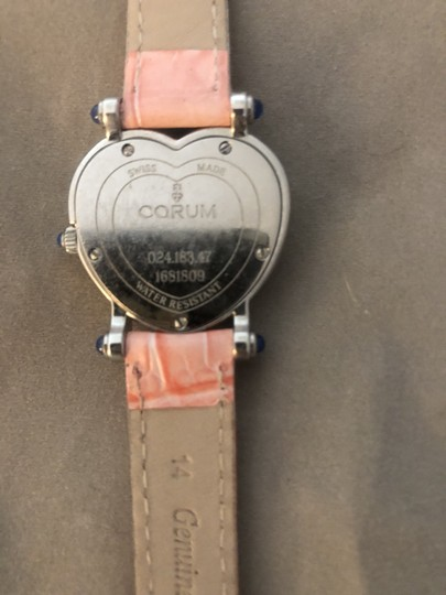 Corum Corum diamond heart beat watch! Image 4