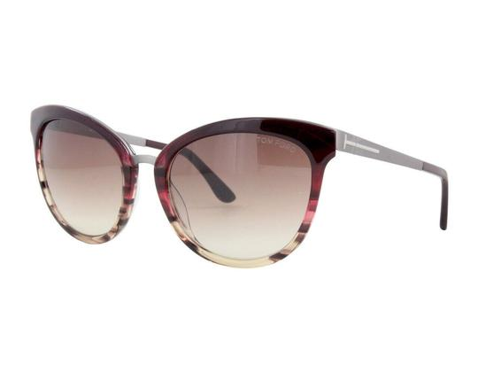 Preload https://img-static.tradesy.com/item/25951031/tom-ford-stripe-brown-gradient-ft0461-71f-emma-sunglasses-0-0-540-540.jpg