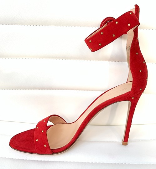 Gianvito Rossi red Sandals Image 10