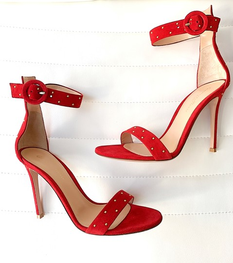 Gianvito Rossi red Sandals Image 2