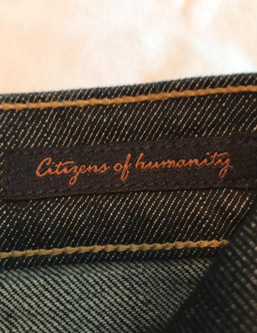 Citizens of Humanity Capri/Cropped Denim-Light Wash Image 3