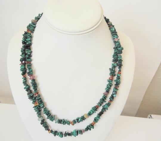 Other Turquoise Necklace and Ring Set 10 Image 7