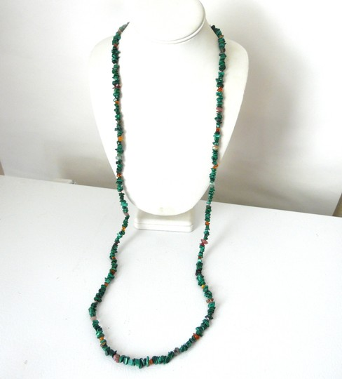 Other Turquoise Necklace and Ring Set 10 Image 8