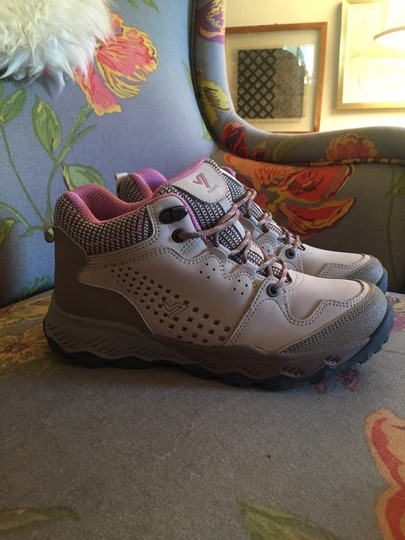 Vionic Taupe Athletic Image 1