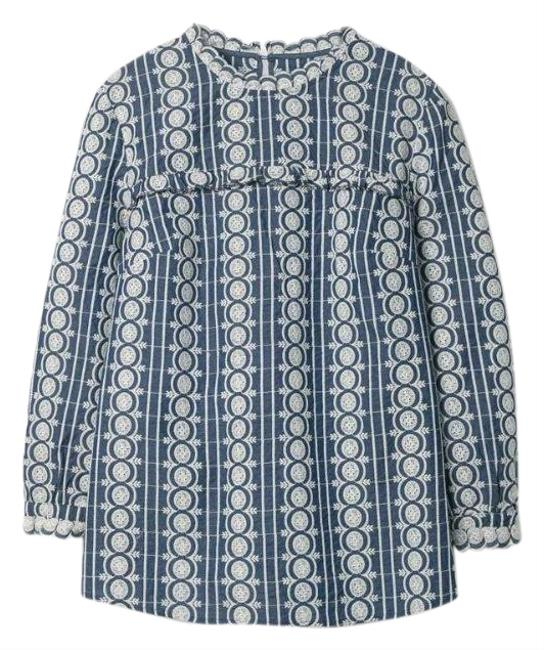 Preload https://img-static.tradesy.com/item/25951296/boden-chambray-embroidered-kristie-broderie-blouse-size-10-m-0-2-650-650.jpg