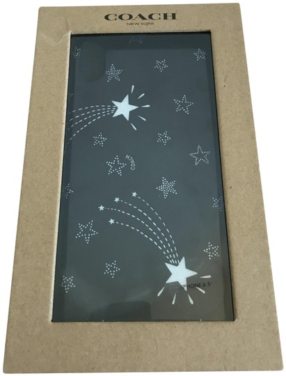 Coach IPHONE X/XS CASE WITH SHOOTING STAR PRINT Image 1