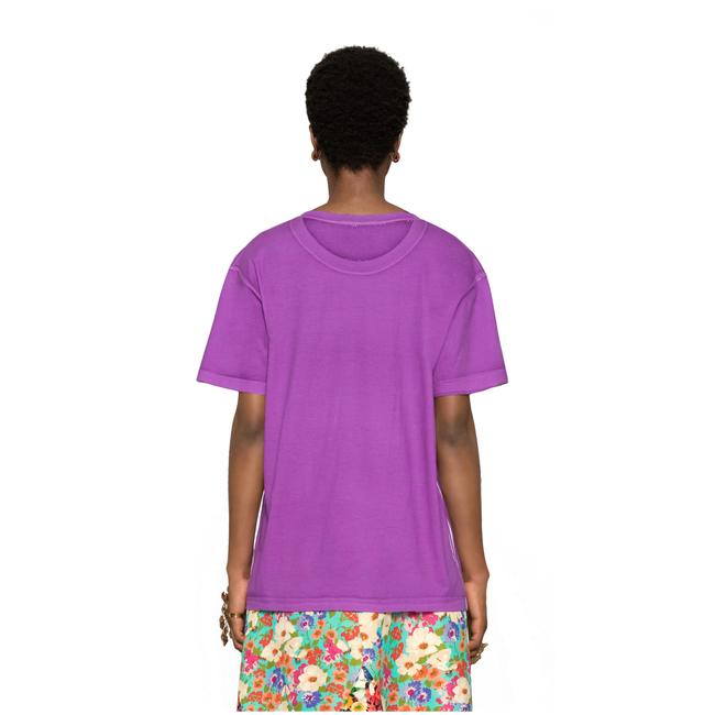 Gucci T Shirt Purple Image 1