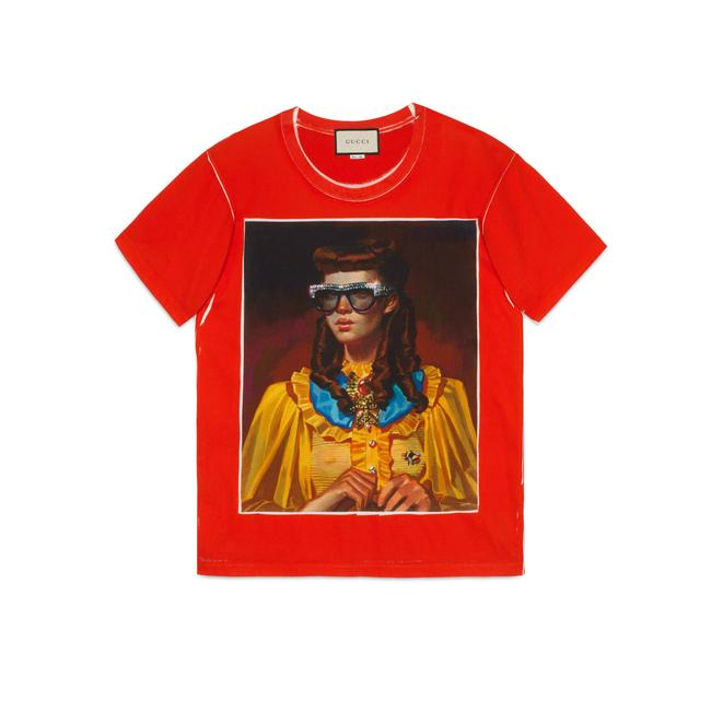 Gucci T Shirt Red Image 0