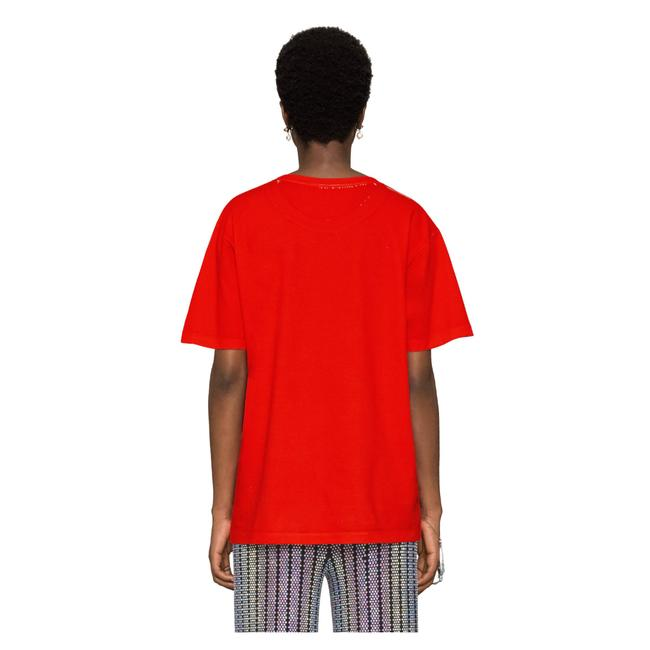 Gucci T Shirt Red Image 1