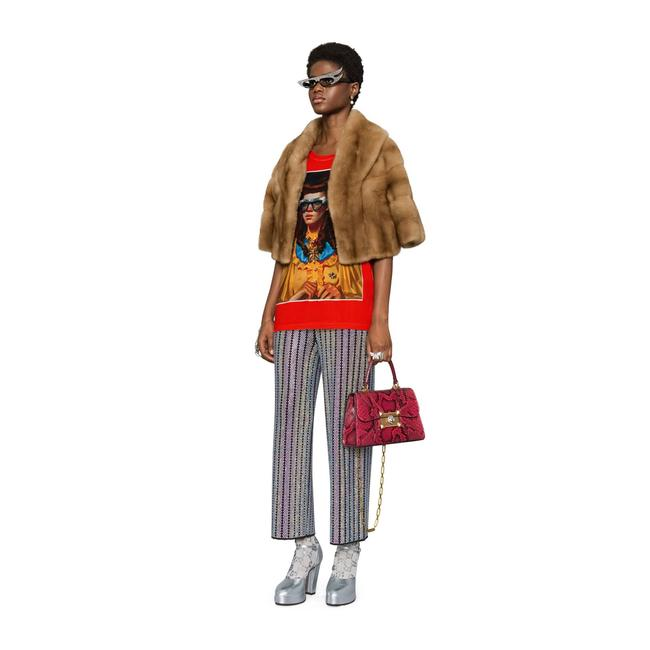 Gucci T Shirt Red Image 2