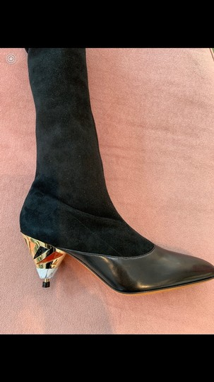 Givenchy black Boots Image 2