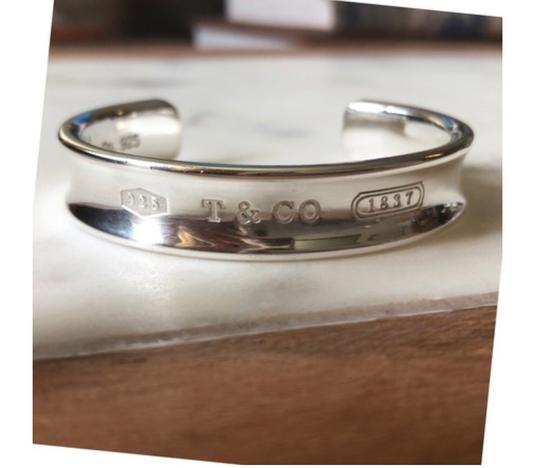 Tiffany & Co. 1837 T&co unisex bangle braclet cuff Image 1