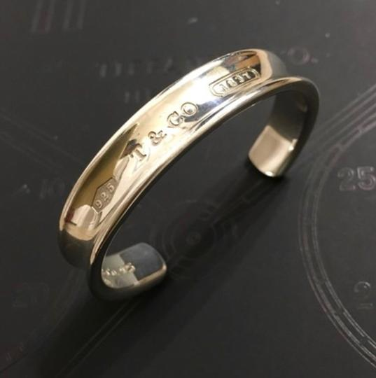 Tiffany & Co. 1837 T&co unisex bangle braclet cuff Image 5