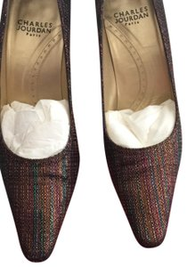 Charles Jourdan multi Pumps