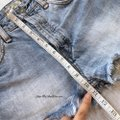 Free People Cut Off Shorts blue Image 4