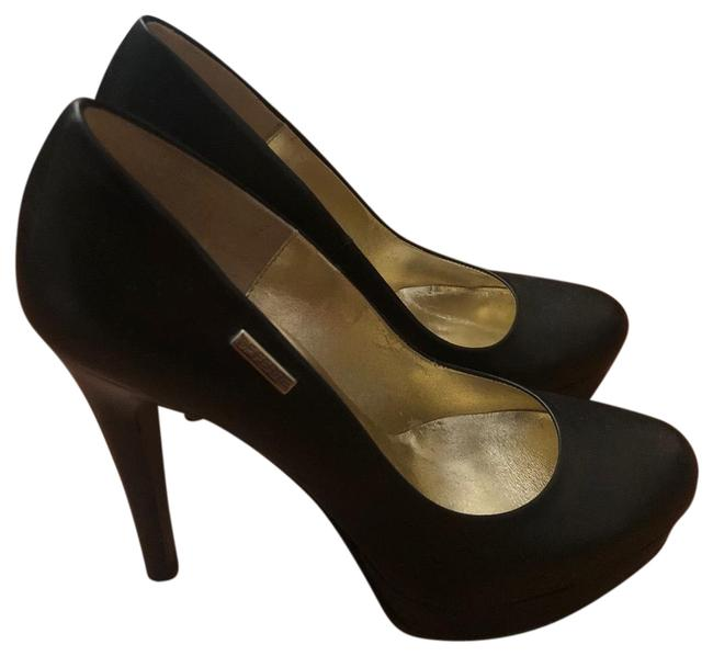 Item - Black *made In Italy* Platform Pumps Size EU 36 (Approx. US 6) Regular (M, B)