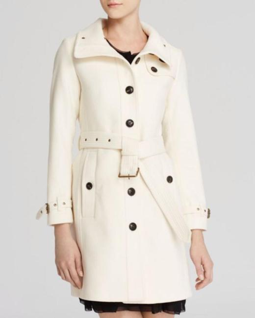 Burberry Wool New Trench Coat Image 2