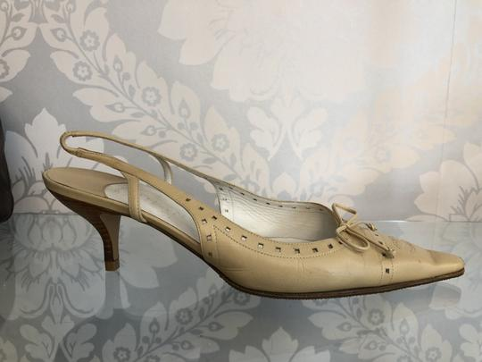 Chanel Beige Pumps Image 2