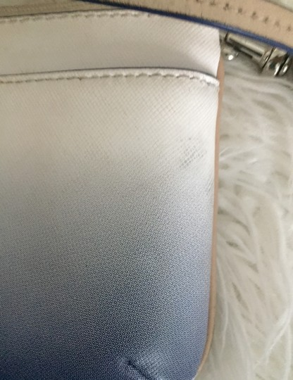 Coach Wristlet in blue and white Image 9