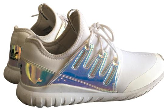 Preload https://img-static.tradesy.com/item/25952155/adidas-white-tubular-ortholite-iridescent-sneakers-size-us-7-regular-m-b-0-2-540-540.jpg