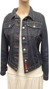 Todd Oldham Womens Jean Jacket