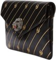 Gucci Gg-archive-p Envelope East Broadway Black Clutch Image 3