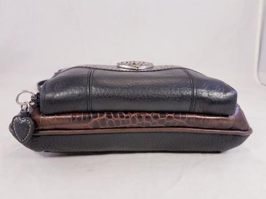 Brighton Fanny Clutch Wallet Oarganizer Shoulder Bag Image 5