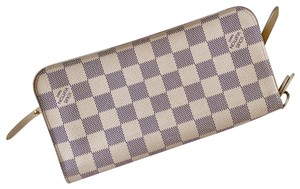 Louis Vuitton Lv damier azur insolite wallet