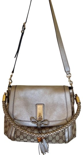 Preload https://img-static.tradesy.com/item/25952418/gucci-gg-canvas-and-metallic-leather-brown-and-beige-shoulder-bag-0-5-540-540.jpg
