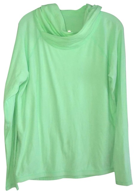 Lululemon Mint Green Long Sleeve Soft Activewear Top Size 8 (M) Lululemon Mint Green Long Sleeve Soft Activewear Top Size 8 (M) Image 1