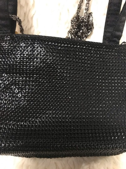 Lord & Taylor Black Clutch Image 2