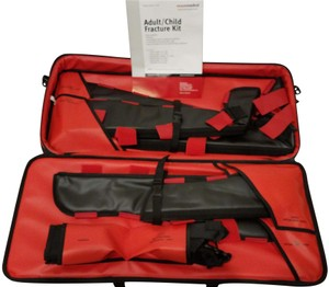 MOORMEDICAL MOOREMEDICAL COMPLETE ADULT AND KID FRACTURE KIT WITH WATERPROOF CASE
